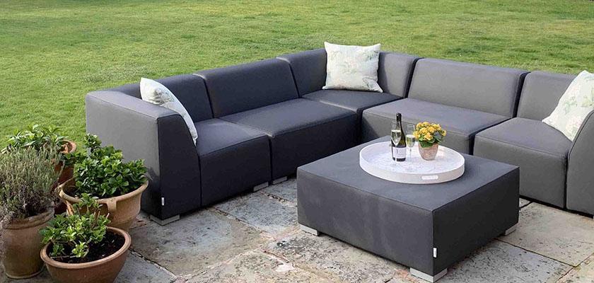 luxury outdoor sofas all year round