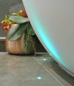 Floor LED spots