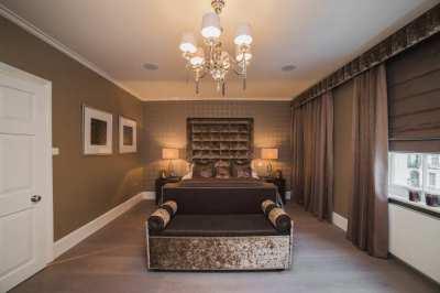 Master bedroom lighting chandelier