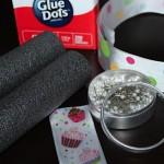wire ribbon storage supplies