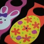 Easter Egg and Bunny Door Hangers