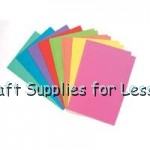 Bright Assorted Foamies Sheets