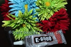 Flower Magnet Supplies Needed