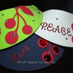 Fruit of the Spirit Visor Craft