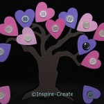Magnetic Heart Tree