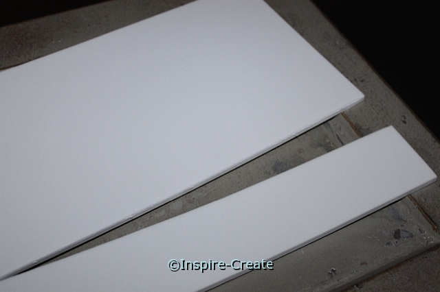 Cut 6mm Craft Foam for Apple Sign