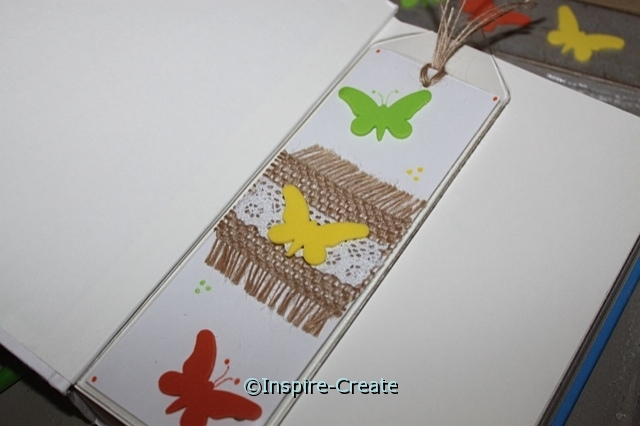 The perfect summer bookmark craft! Butterfly Bookmarks are easy to make and inexpensive too!