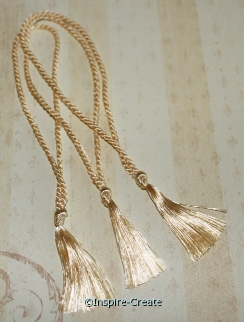 Bookmark Tassels Maize (50)*