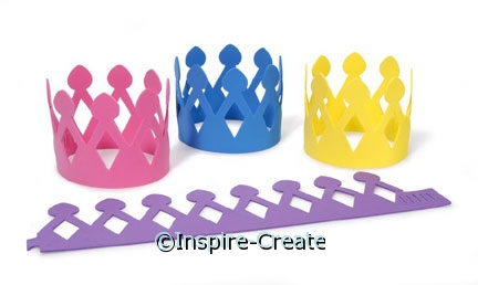 Foamies Crowns (24)*