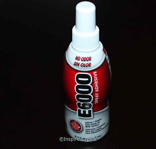 E6000 Spray Adhesive Bottle*