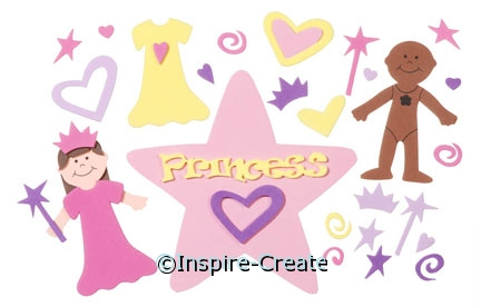 Princess Crafts