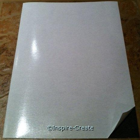 "4x6"" Adhesive Magnetic Sheet*"
