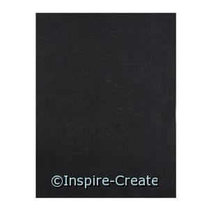 Black 9x12 Soft Felt Sheets (24)*