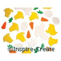 Foamies Easter Basics Stickers (95)*