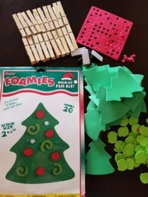 Foamies Tree Memo Holder Kit (20)*