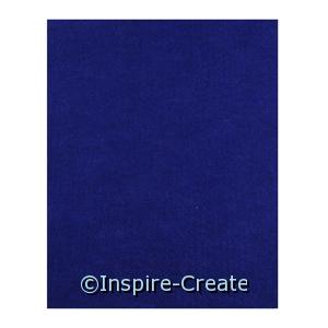 Royal Blue 9x12 Soft Felt Sheets (24)*