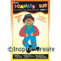 Foamies Scarecrow Craft Kit*