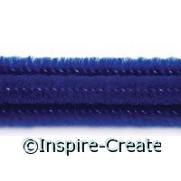 Royal Blue Chenille Stems (100)*