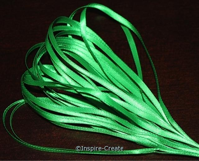 "Kelly Green 1/8"" Ribbon 500 yds*"