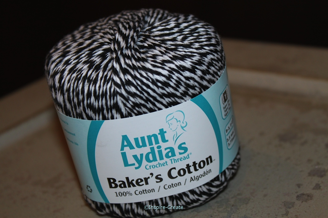 Black Baker's Cotton (150 yds)*
