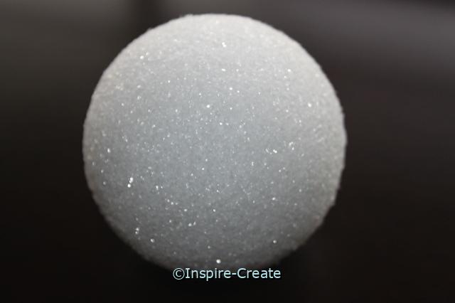 """3"""" Styrofoam Balls (Pack of 6)*"""