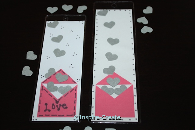 How to Make Heart Bookmarks