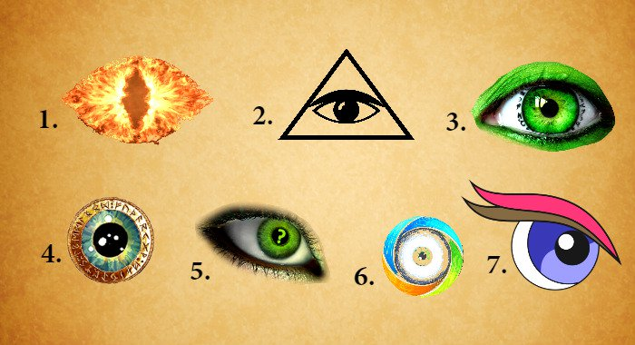 The Eye You Choose Reveals a Secret Detail about Your Subconscious Mind
