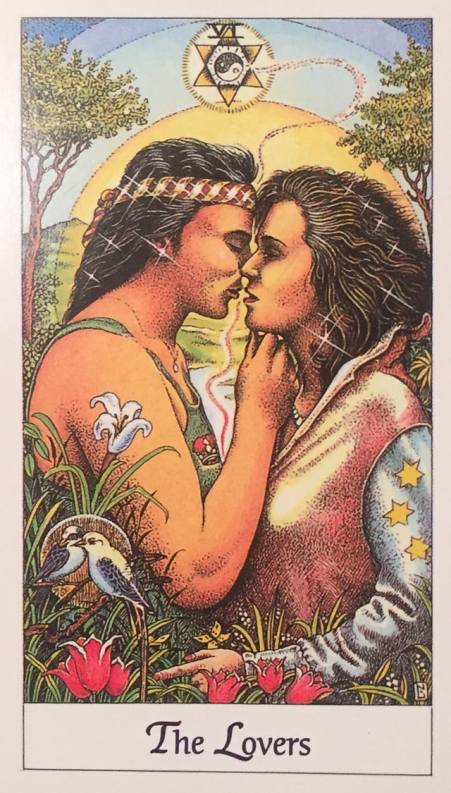 Gemini: The Lovers