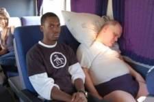2. Fellow passenger