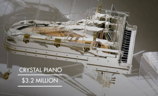 1. The Crystal Piano