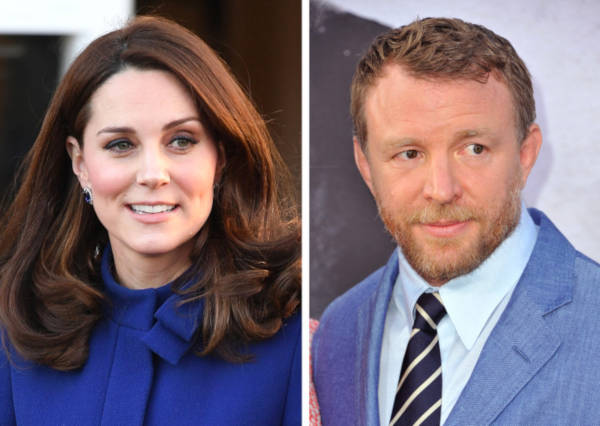 10. Guy Ritchie And Kate Middleton