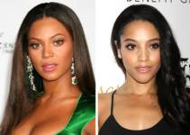 7. Bianca Lawson And Beyonce