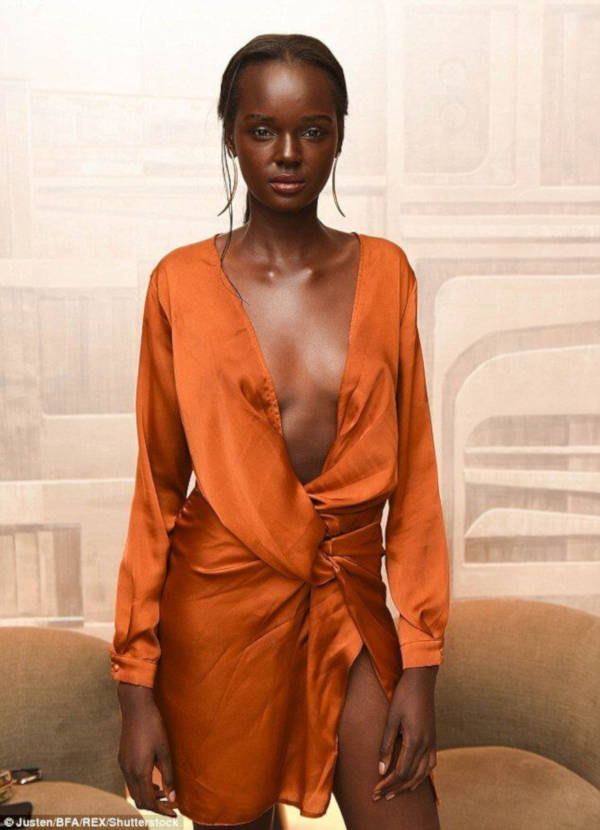 Most Attractive Australian-Sudanese Model Looks Like A Real-Life Barbie - 3