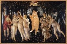"""11. """"La Primavera"""" by Sandro Botticelli"""