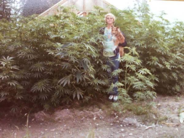21. 'Mom's 'Garden' 1980's'