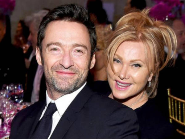 4. Deborra Lee Furness and Hugh Jackman