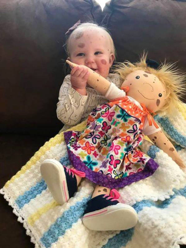A Woman Creates Unique Dolls For Children That Differ - 18