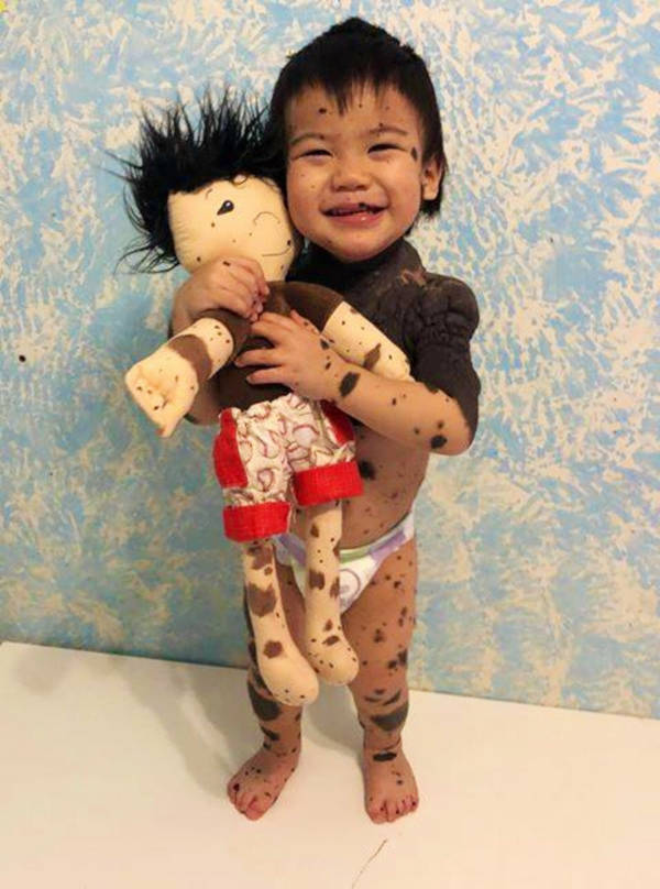 A Woman Creates Unique Dolls For Children That Differ - 4