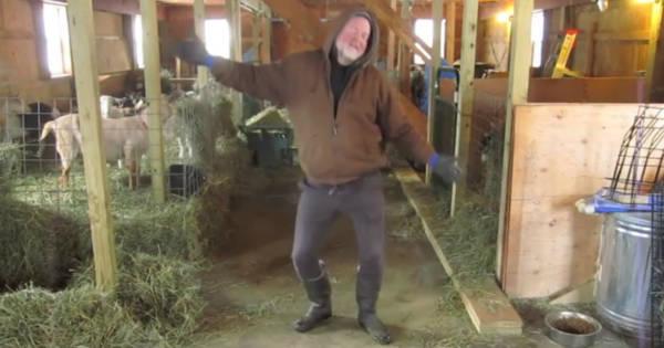 Jay Lavery, a.k.a. the Dancing Farmer - 2