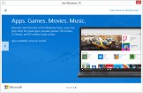 Microsoft offers free Windows 10 update screen 5