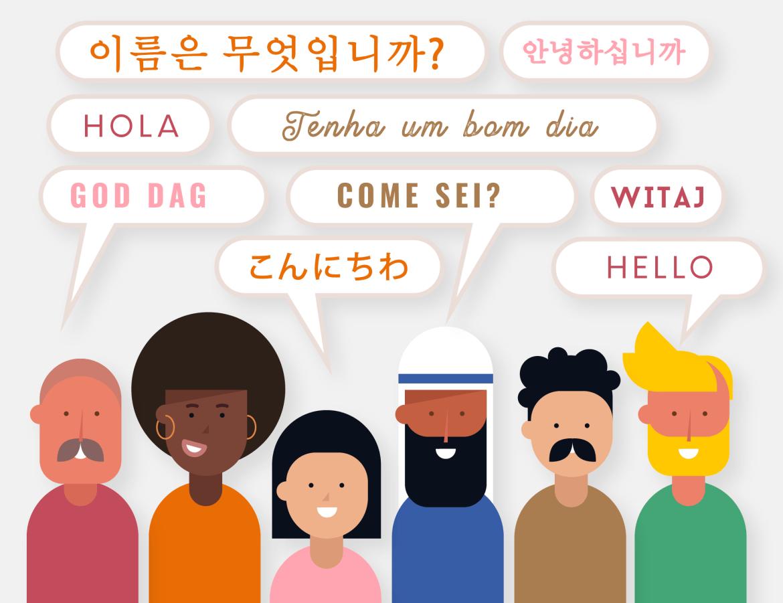 Nos langues chez The Inspire Academy : pourquoi les apprendre ?