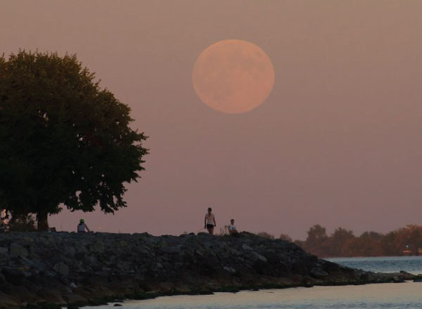 We're About To See A Record-Breaking Supermoon - The Biggest In Nearly 70 Years 4