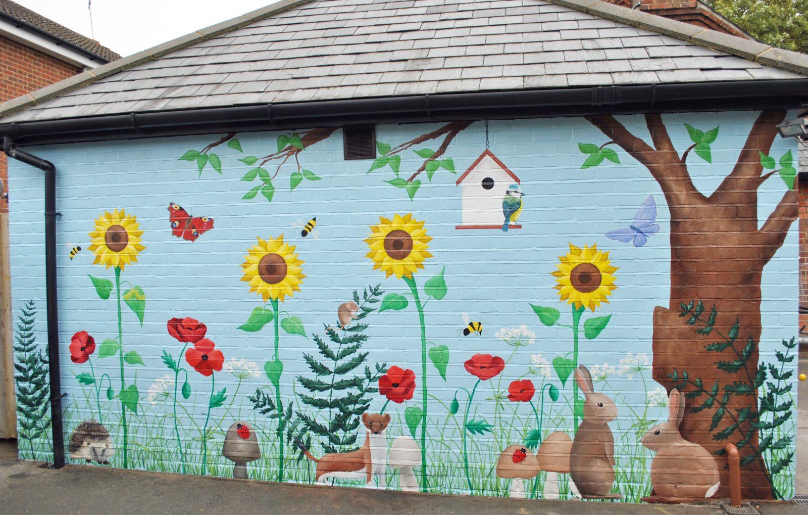 Children S Wall Murals In Surrey Hampshire And Berkshire