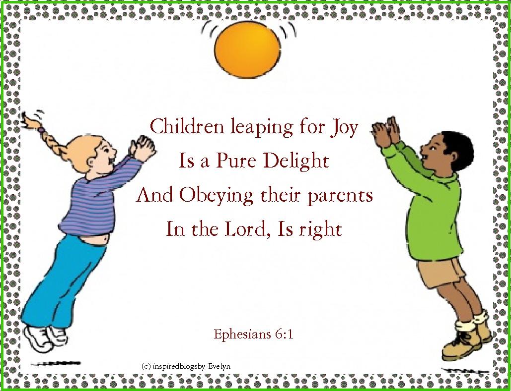 Parenting Children Obey Your Parents