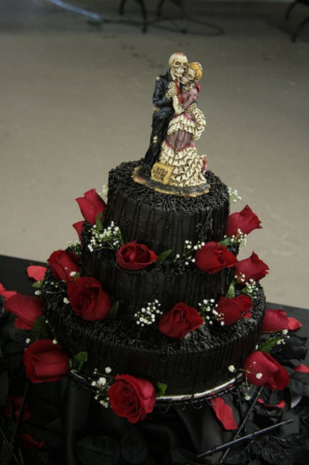 Most Beautiful Wedding Cakes 2015