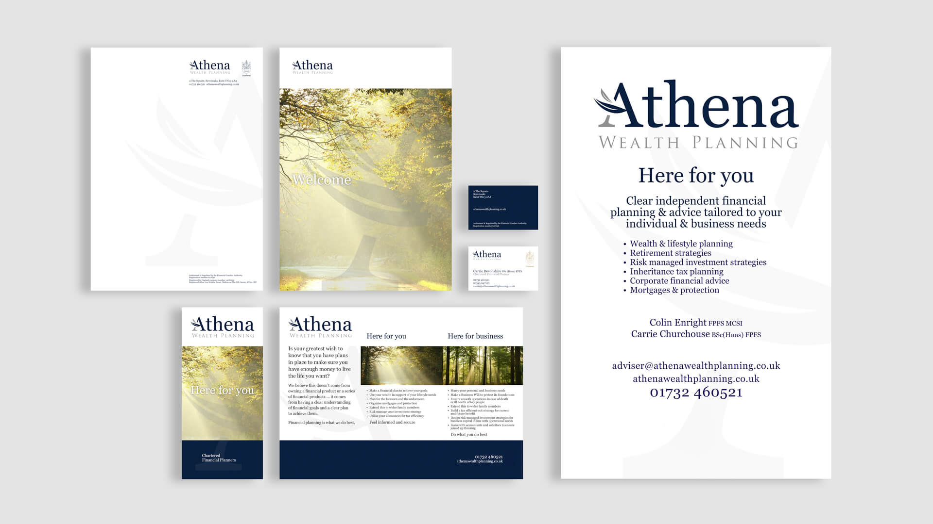 Stationery-Athena