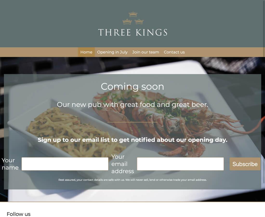 Websites_3Kings