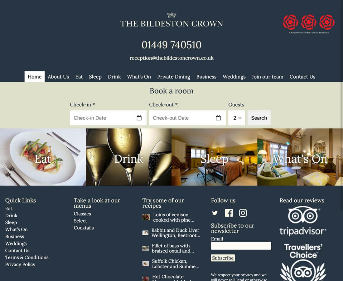 Websites_Bildeston_Crown