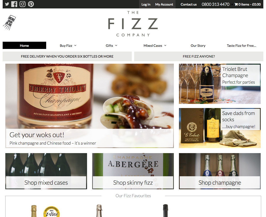 Websites_FizzCo
