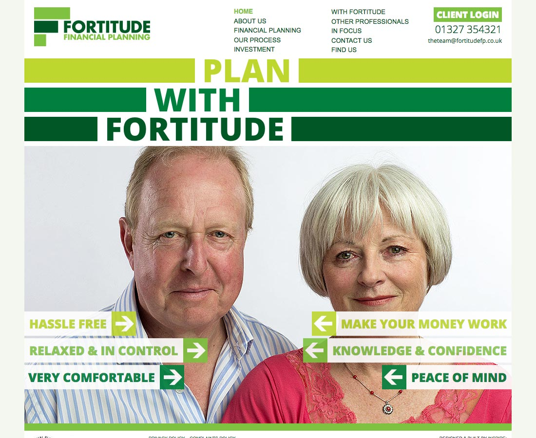 Websites_Fortitude